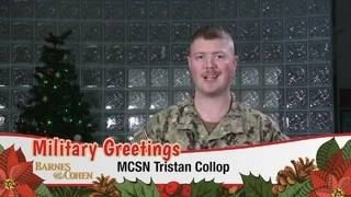 MCSN Tristan Collop