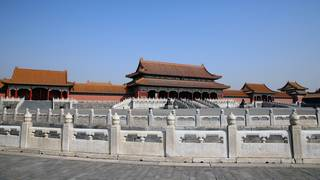 Beijing's Forbidden City to open at night