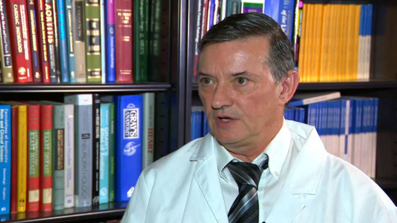 Palm Beach County Medical Examiner Dr. Michael Bell on overdoses