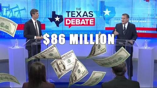 Tracking campaign funds: Millions raised by Texas Senate candidates Ted Cruz, Beto O'Rourke