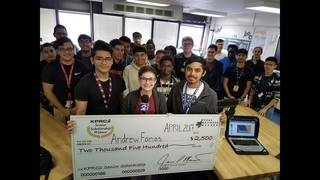 KPRC 2 Senior Scholarship: Andrew Farias