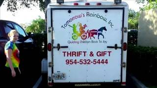 Stolen trailer from Tomorrow' Rainbow charity is recovered