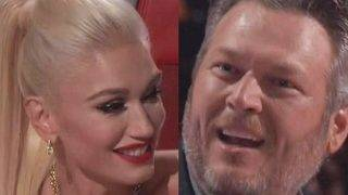 'The Voice': Blake Shelton and Gwen Stefani Square Off Over a Save