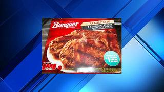 Salisbury steaks recalled due to possible harmful bones in meat