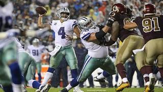 Cowboys' Dak Prescott concedes that things changed minus RB Elliott
