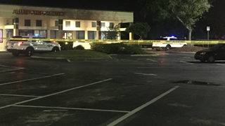 Man found with gunshot wounds in Orange County, officials say