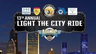 Positively Jax: Motorcyclists rev up for Light the City Ride