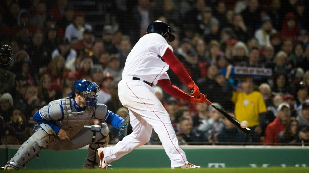 Rafael Devers Boston Red Sox 2019