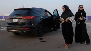 Landmark day for Saudi women as driving ban ends