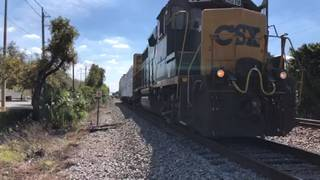 Woman struck by freight train behind movie theater in Fort