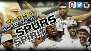 Show Your Spurs Spirit