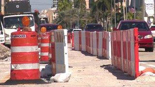 Lengthy A1A makeover irks Hollywood business owners