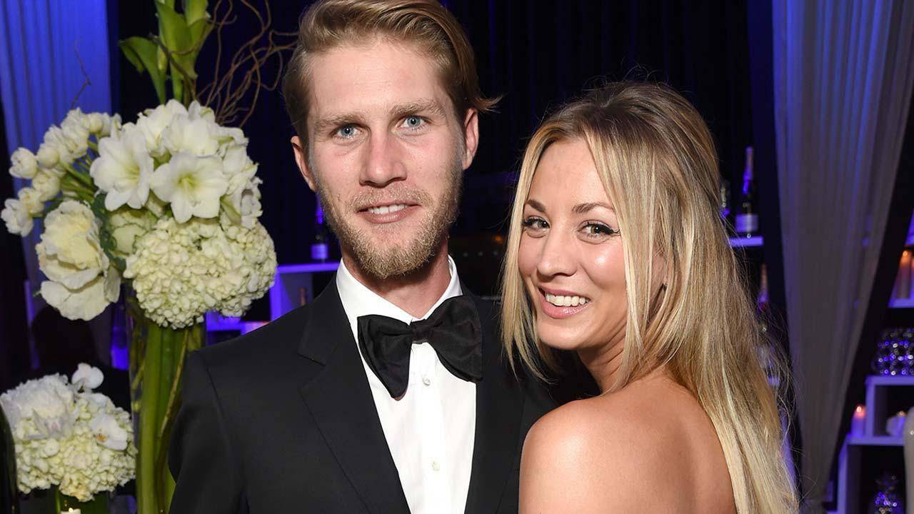 9b58c15ba3d5 Watch Kaley Cuoco s First Dance With Husband Karl Cook
