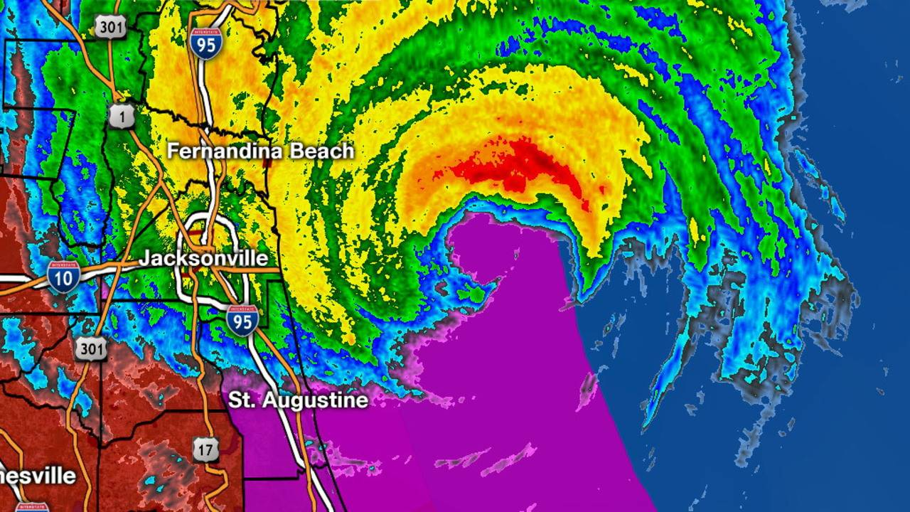Matthew S Wrath Continues With Storm Surge Flooding