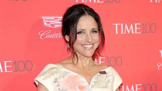 Julia Louis-Dreyfus will receive Mark Twain Prize for comedy