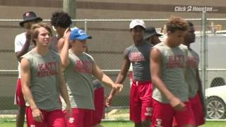 Katy Tigers prepare for upcoming football season