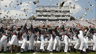 West Point to graduate its largest class of black women