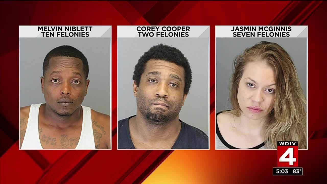 4 charged in human trafficking bust in Macomb and Oakland counties