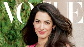 Amal and George Clooney Share Their Love Story and Reveal