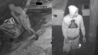 2 men steal personal watercraft from behind homes in North Miami