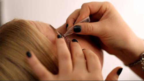 Why eye drops are harmful to kids