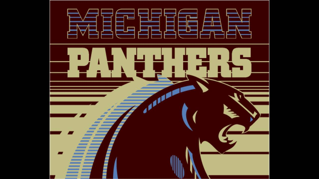 Michigan Panthers logo