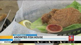 Tasty Tuesday: Anointed fish house