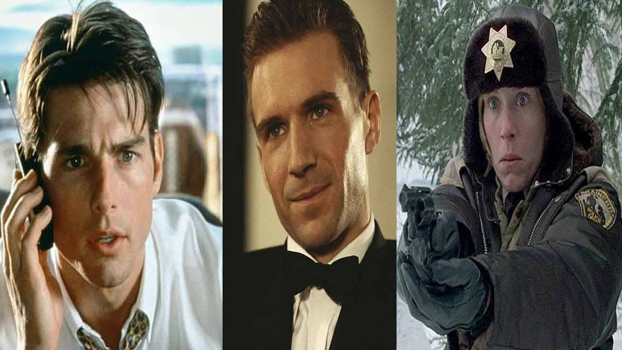 'The English Patient' vs 'Jerry Maguire' and 'Fargo'