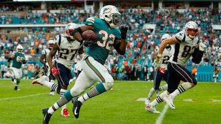 'Miami Miracle' football sold at auction for $18,678