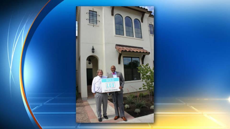 Terramark Urban Homes CEO Charlie Turner, City Councilman Alan Warrick