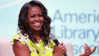 Michelle Obama's book has longest run atop Amazon since 'Fifty Shades'