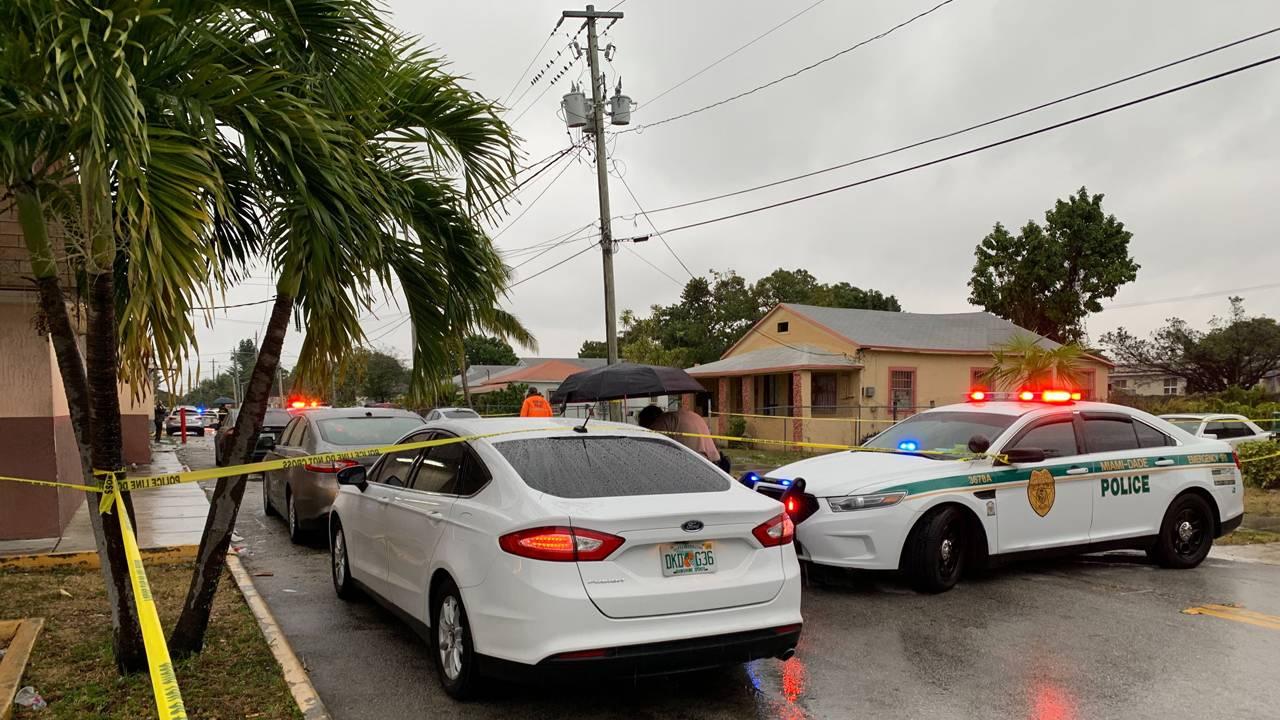 Northwest Miami-Dade murder suicide
