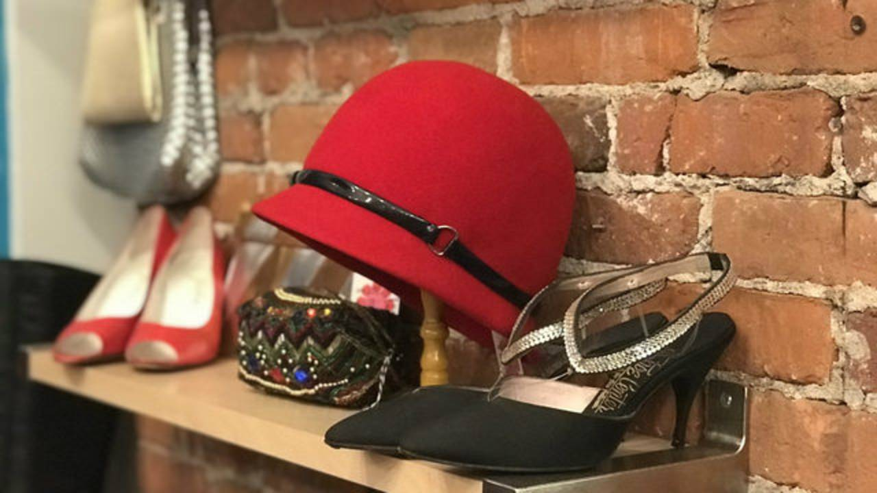 The Getup Vintage hat