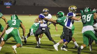 Slideshow: Navarro Panthers ends Cuero Gobblers playoff hopes, hands&hellip&#x3b;