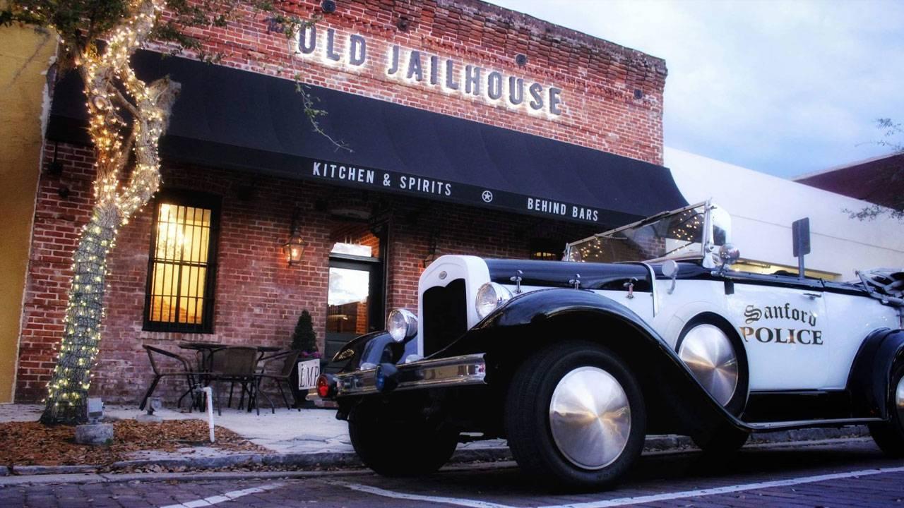 Old Jailhouse Kitchen and Spirits
