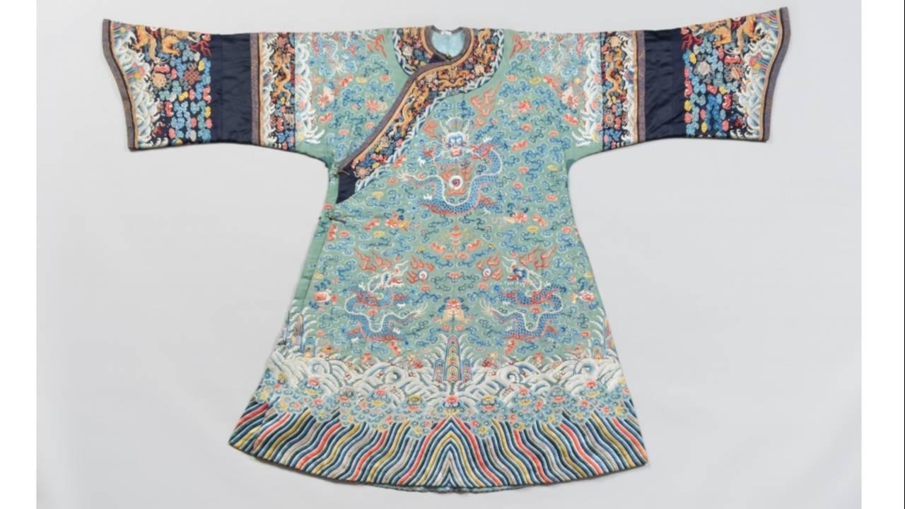 UMMA imperial robe