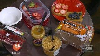 RECIPES: Healthy snack ideas