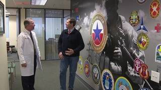 UT Health San Antonio study finds effective, fast treatment for PTSD