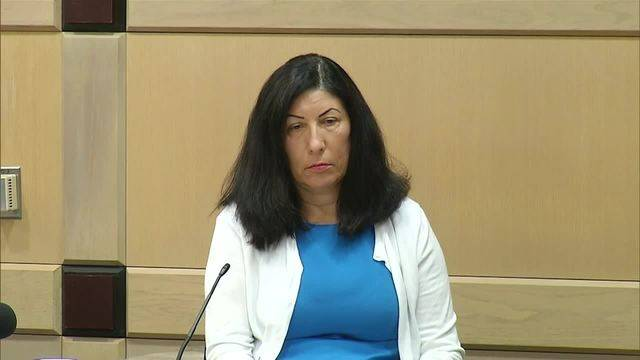 Holly Graff testifies