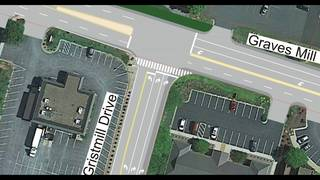 Recent meeting unveils new traffic patterns for Graves Mill Road