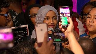 Ilhan Omar could become first Somali-American in Congress