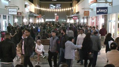 Black Friday frenzy across Houston as shoppers seek out deals