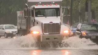A look at Independence Day flooding by the numbers