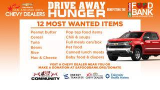 KSAT Community virtual fundraiser benefiting the San Antonio Food Bank