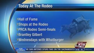 San Antonio Stock Show & Rodeo events for Wednesday