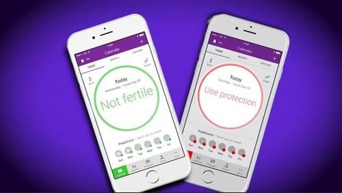 New app designed to prevent pregnancy