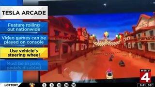 Tech Time: Telsa arcade