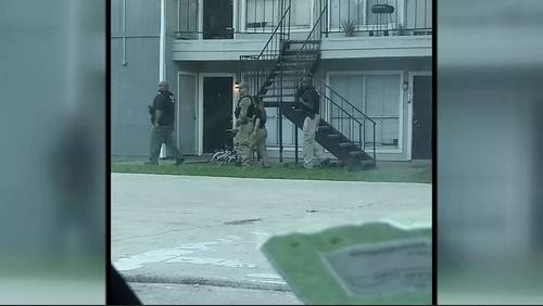 Several people picked up after ICE agents seen raiding SW Houston apartments, FIEL says