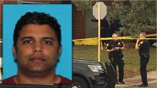 Homicide and Amber Alert suspect shot himself, is in 'grave condition,'&hellip&#x3b;