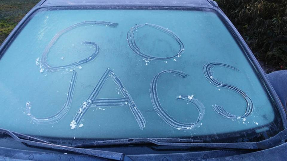 Jags-frost
